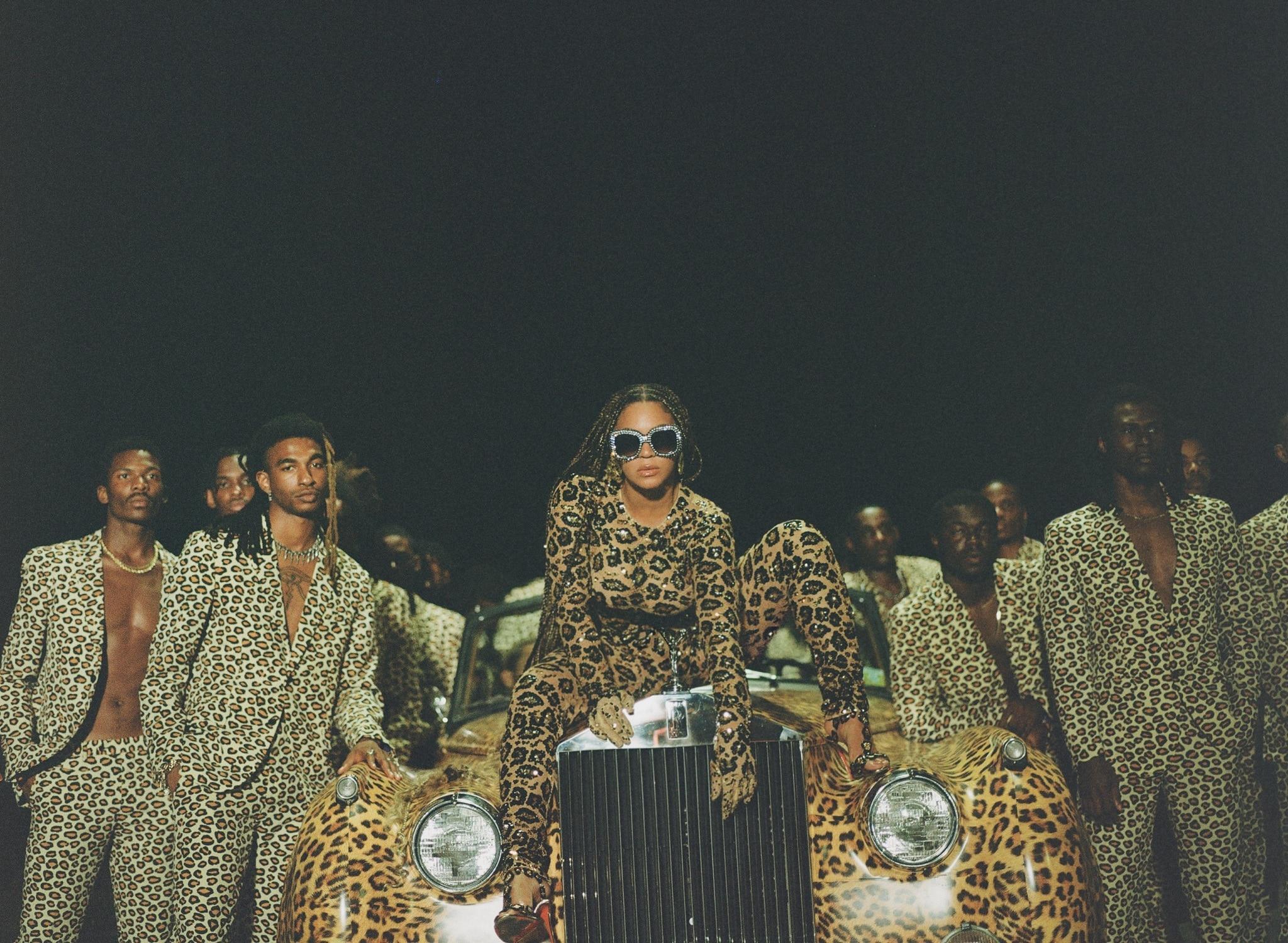 Beyoncé affirme son pouvoir et celle de toute une communauté dans Black is king.