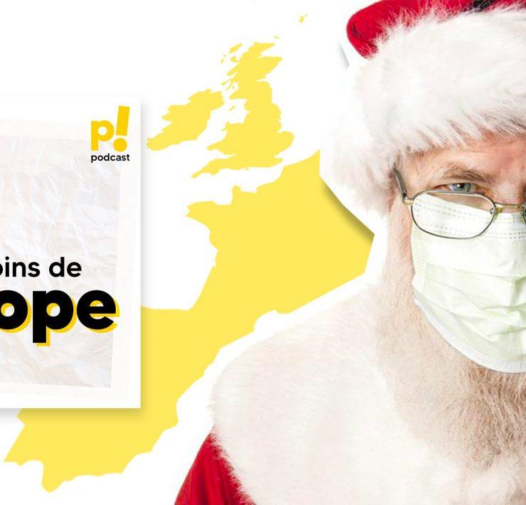 Noël Europe Covid-19