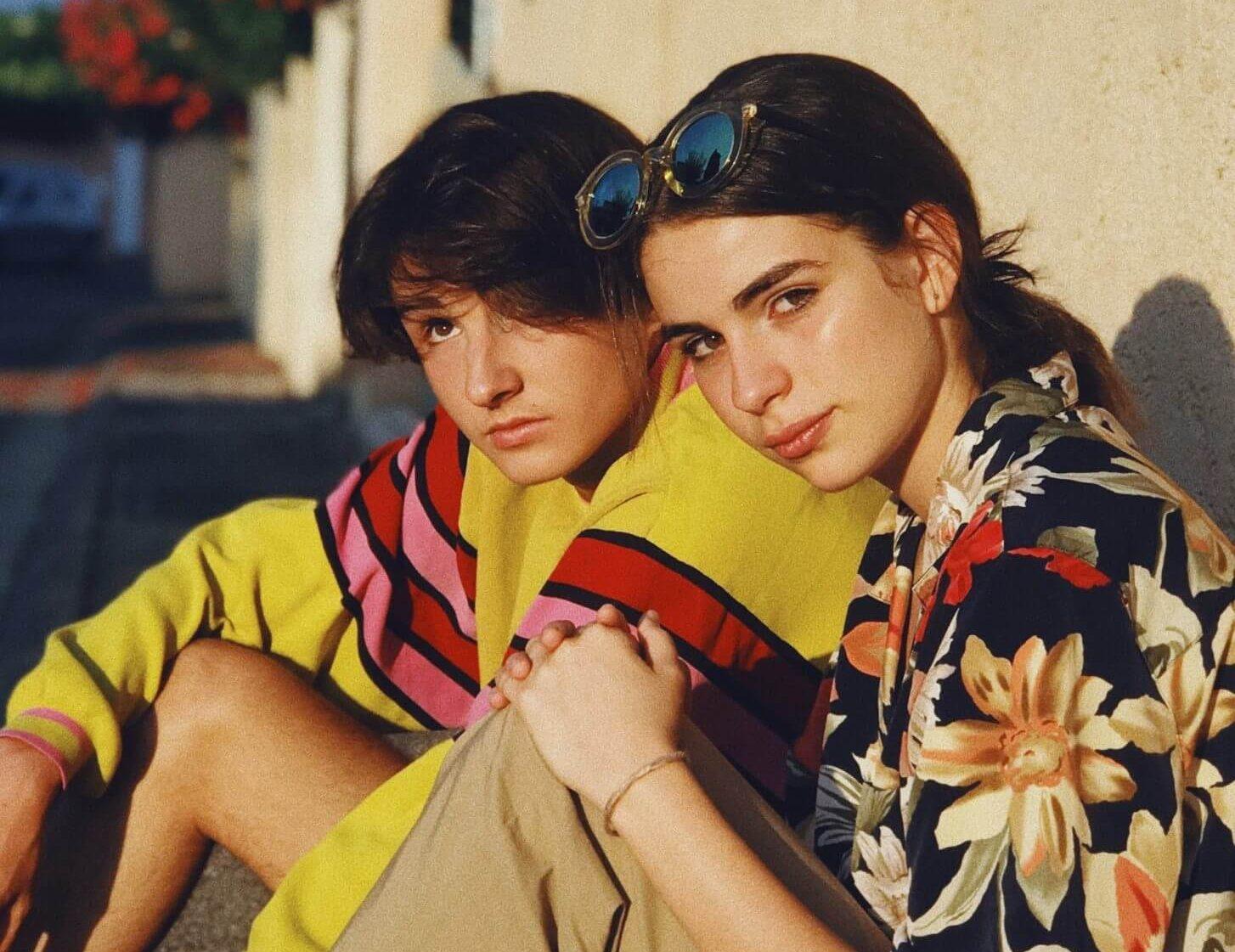 Adèle Catillon et Matthieu Reynaud forment depuis 2018 le duo Videoclub © Sjcl1 (Wikimedia Commons)