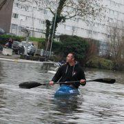 Martin Farineaux, Kayak
