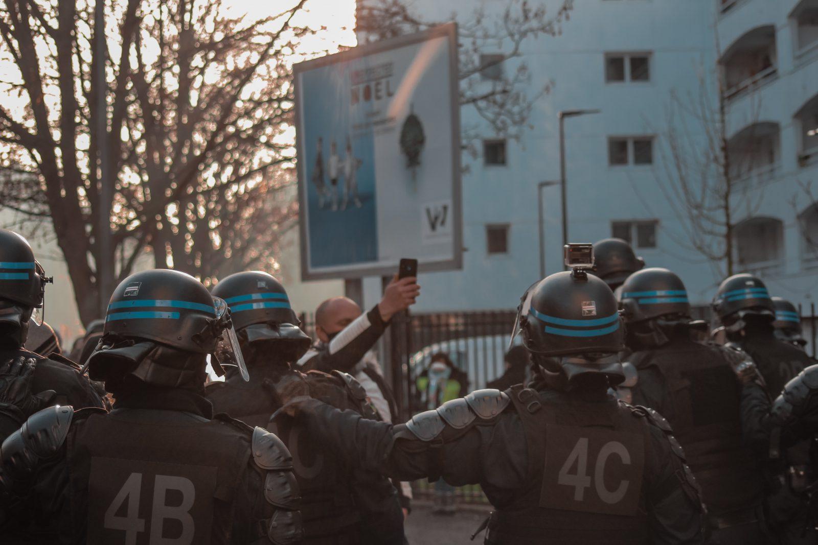 Biget Eliott manifestation loi sécurité globale