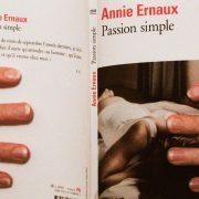 Passion simple d'Annie Ernaux