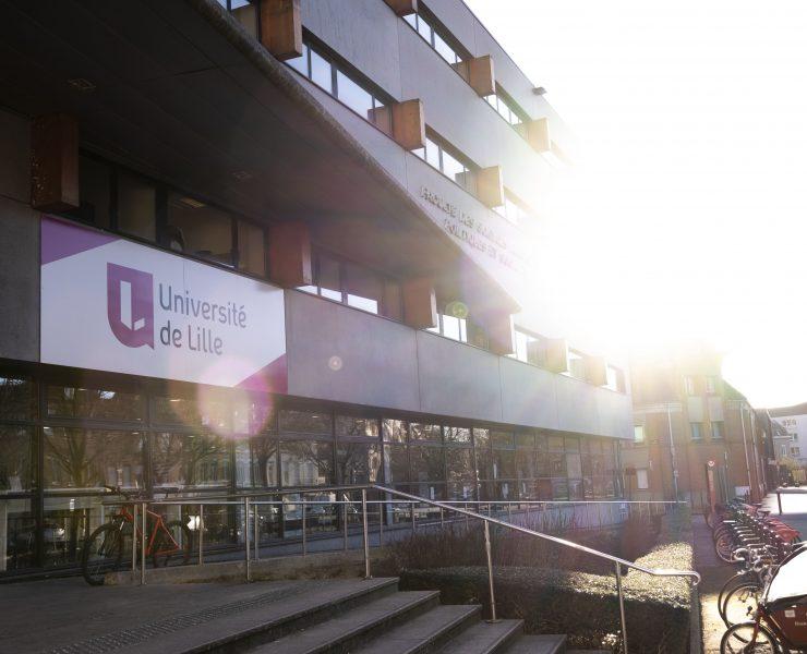 établissement public expérimental université de lille 2022