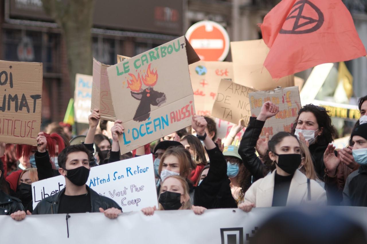 Slogans Marche pour le climat