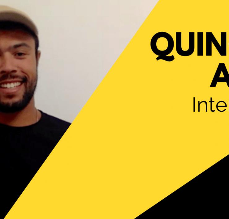Objectif Tokyo 2021 : Quincy Aye