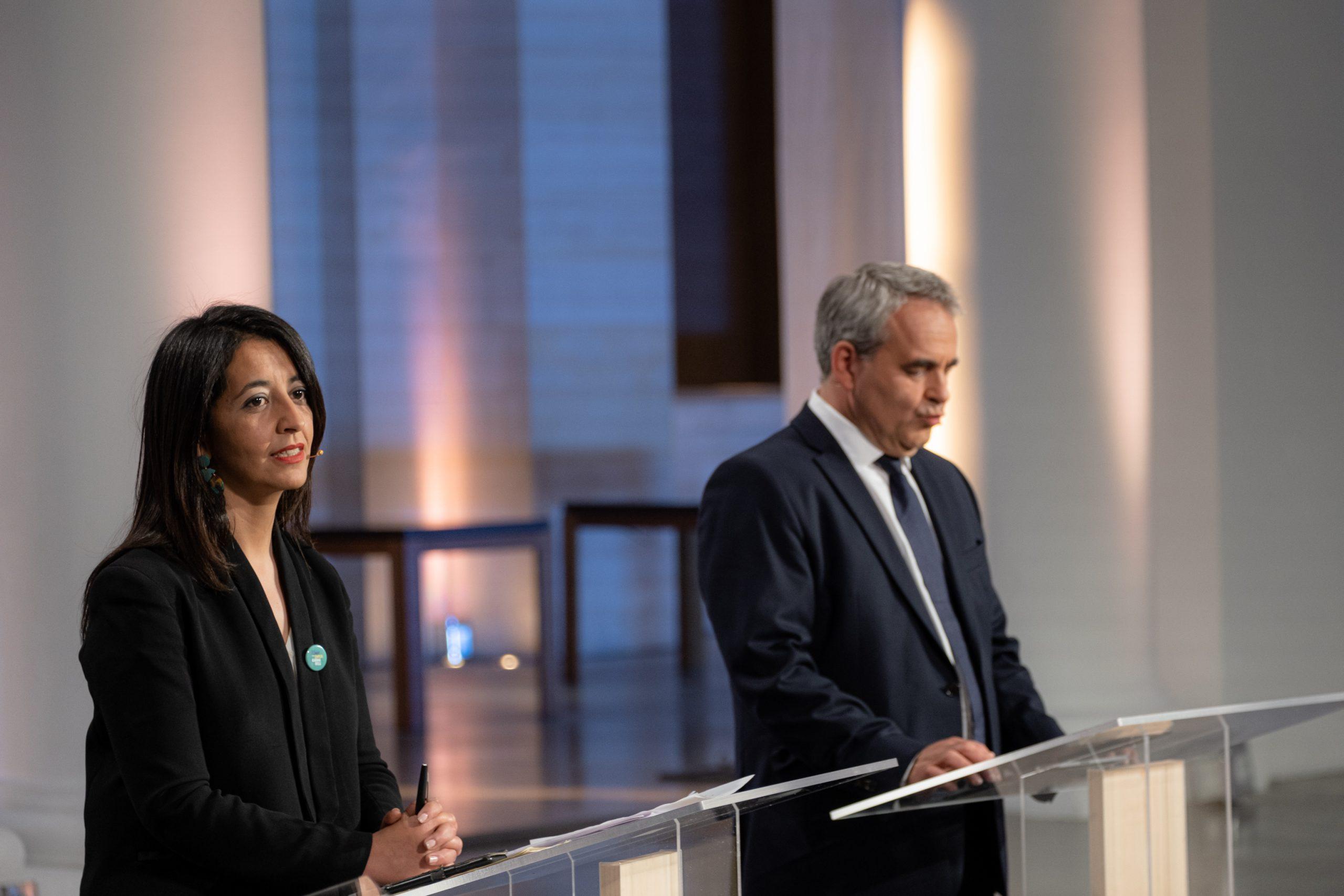 débat élections régionales