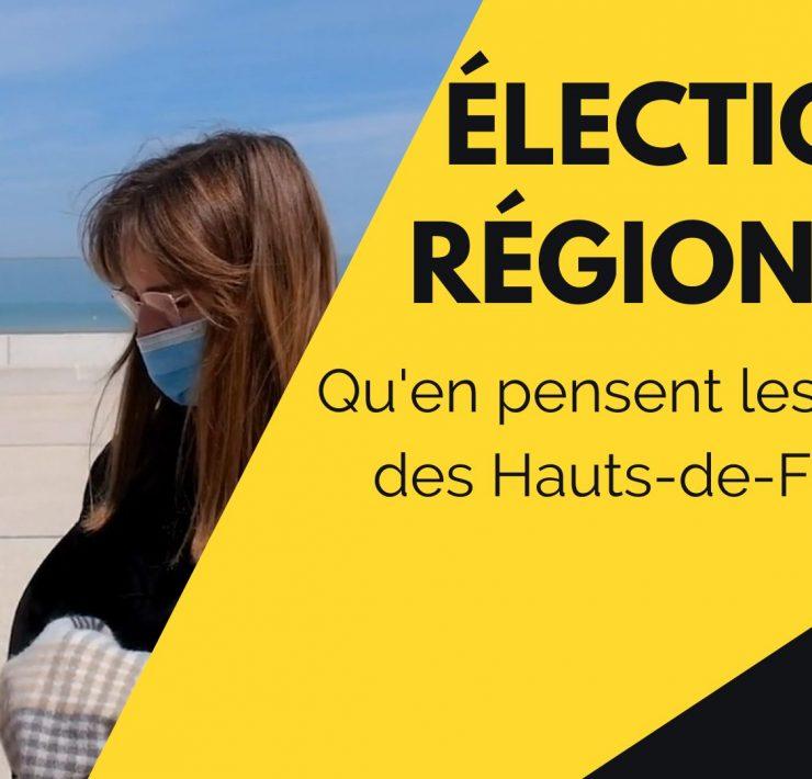 Micro trottoir élections régionales