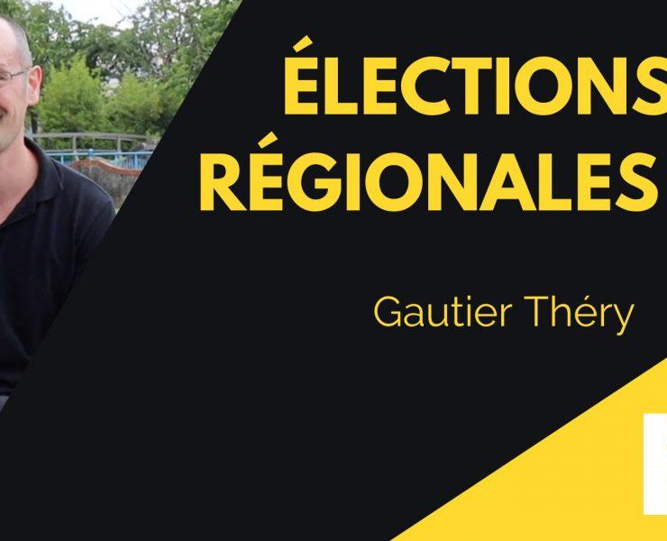 Elections régionales : Gautier Théry