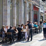 Terrasses à Lille © OTCL Lille / Laurent Ghesquière