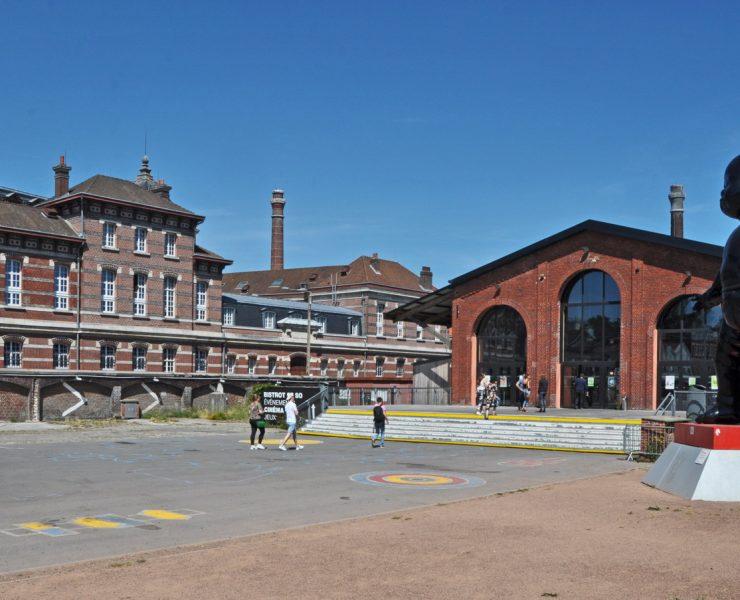 Gare Saint-Sauveur