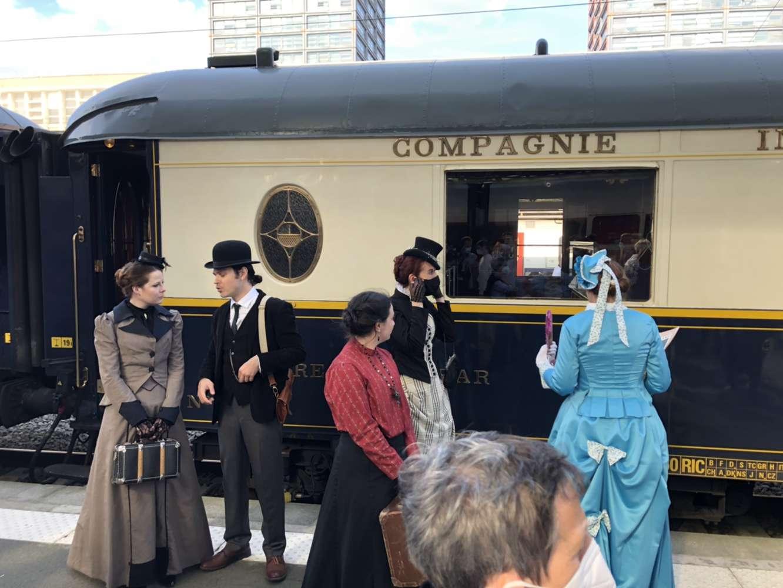 JEP 2021, Orient-Express