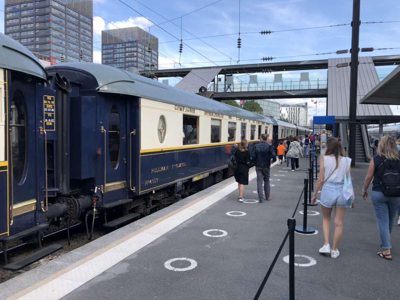 Orient-Express, Journées Européennes du Patrimoine 2021, Lille Flandres