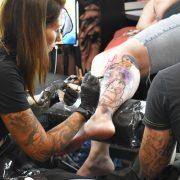 6ème édition de la Convention Internationale du tatouage de Lille
