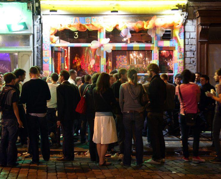 fête vie nocturne © Lille Tourisme