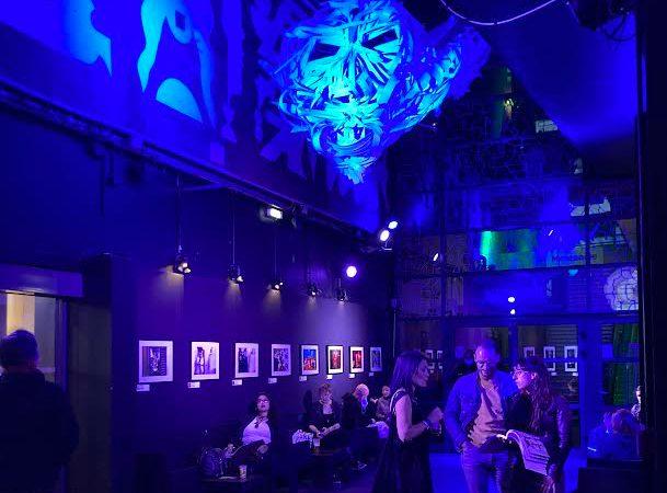 Vernissage de l'exposition Fly on the wall - BACKSTAGE (30 septembre 2021) ©Etienne Diallo / ©Pépèrenews