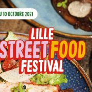 Affiche du Lille Street Food Festival