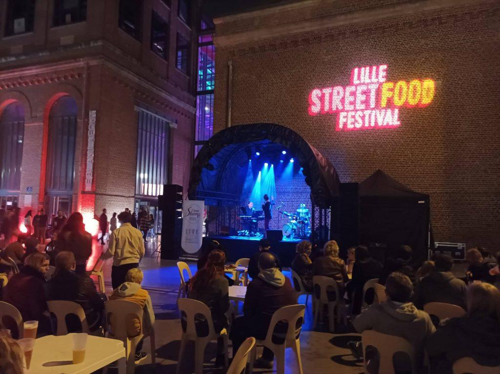 Lille Street Food Festival concert